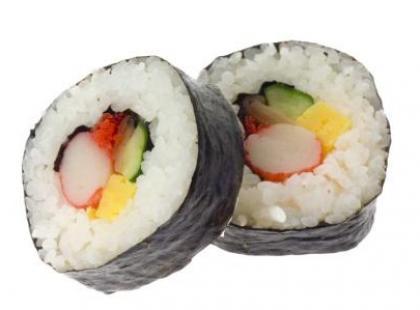 Sushi po raz pierwszy