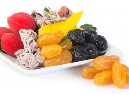 Suszone owoce – na co trzeba uważać?