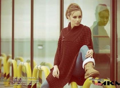 Swetry MKM - kolekcja jesień-zima 2010/2011