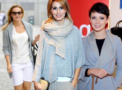 Swetry na salonach - 3 modne typy!
