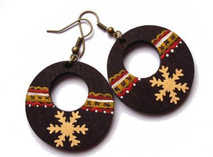 Świąteczna biżuteria handmade