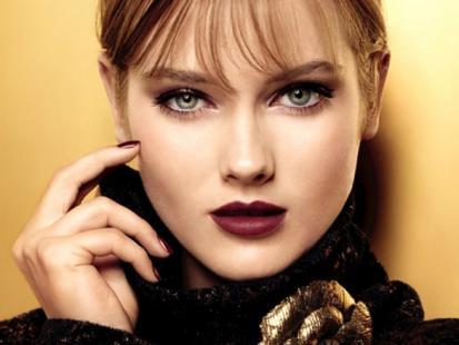 Świąteczna kolekcja Chanel - makijaż 2013