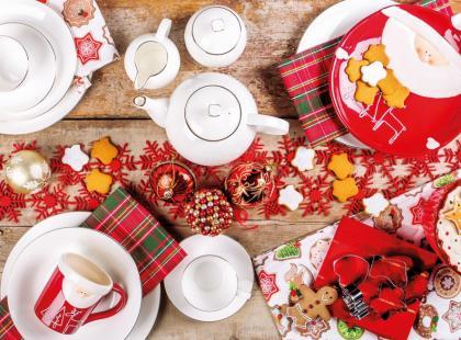 Świąteczna oprawa stołu – 5 zasad