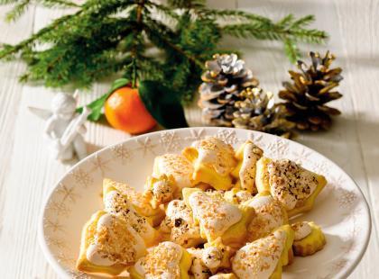 Świąteczne ciasteczka betlejemskie