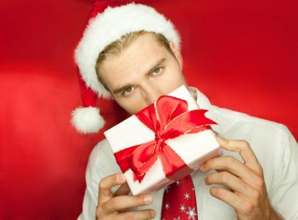 Świąteczne prezenty - dla NIEGO