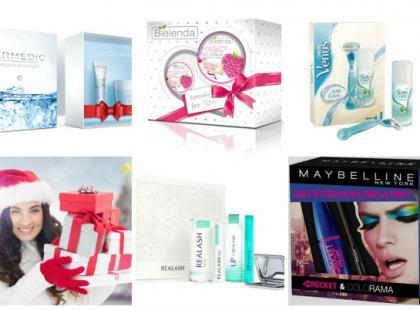 Świąteczne prezenty last minute - zestawy kosmetyczne