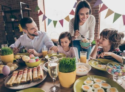 Świąteczne przygotowania w 5 krokach! Sprawdź, o czym pamiętać przed Wielkanocą!