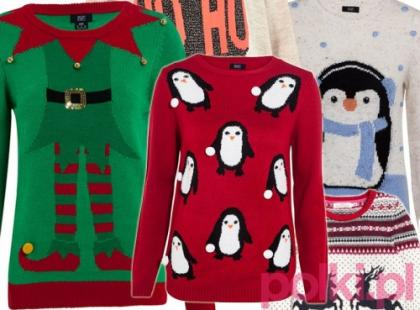 Świąteczne swetry - hit!