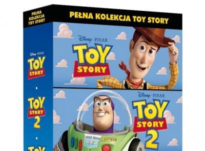 """Świąteczne zestawy """"Toy Story"""""""