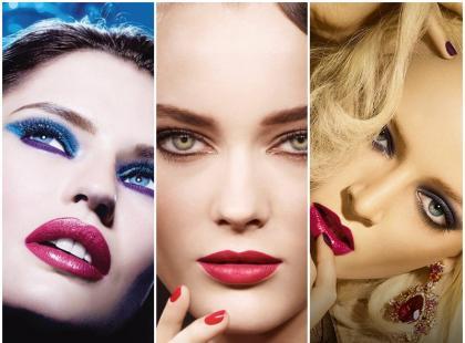 Świąteczny makijaż - 5 propozycji topowych marek