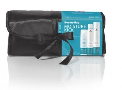 Świąteczny zestaw kosmetyków BC Moisture Kick - Schwarzkopf Professional