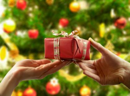 Świątecznych zakupów czar