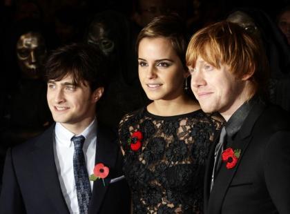 """Światowa premiera filmu """"Harry Potter i Insygnia Śmierci: czesc I"""""""