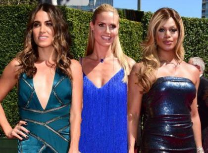 Światowe gwiazdy na rozdaniu Creative Arts Emmy Awards 2014
