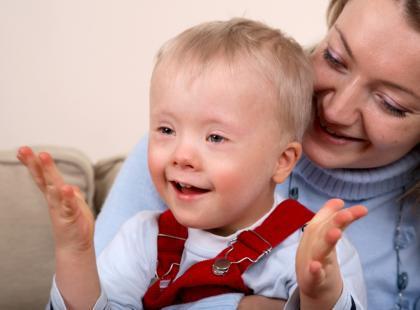 Szacuje się, że u dzieci z zespołem Downa szansa na zachorowanie na białaczkę do 5.roku życia jest kilkudziesiąt razy wyższa niż u innych dzieci/ fot. Fotolia