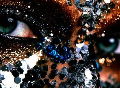 Światowy trend - moda na brokat by Patrycja Dobrzeniecka