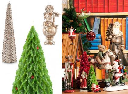Świece świąteczne - przegląd kolekcji