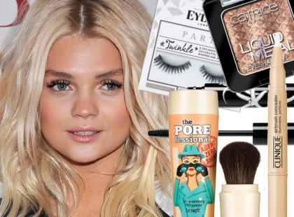 Świetlisty makijaż w stylu Margaret