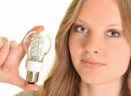 Świetlówki i LED to też elektroodpady
