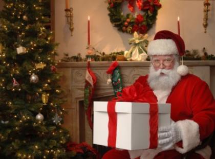 Święty Mikołaj kupuje na kredyt?