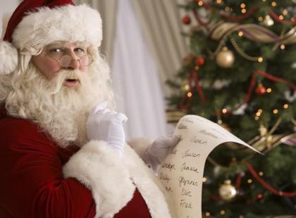 Święty Mikołaj mieszka w sercu