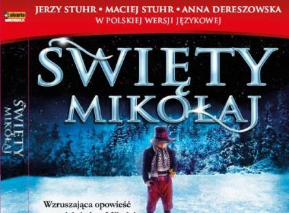 """""""Święty Mikołaj"""" na DVD"""