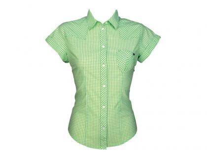 Świeża i wiosenna garderoba w zieleniach