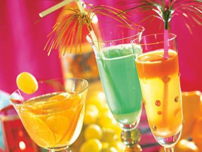Sylwestrowe drinki