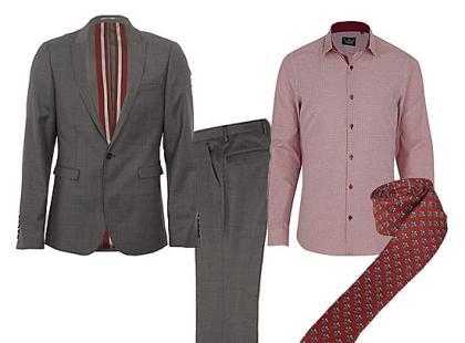 Sylwestrowy szyk w modzie męskiej