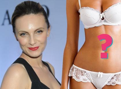 Sylwia Gliwa rozebrała się dla bieliźnianej marki