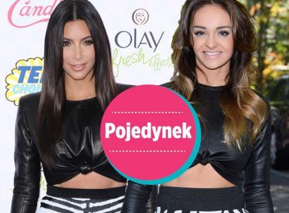 Sylwia Nowak chce wygladać jak Kim Kardashian?