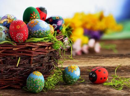 Symbole Wielkanocy czyli Baranek, Babka i spółka