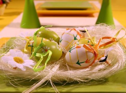 Symbolika jajka wielkanocnego