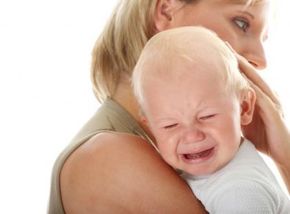 Syn płacze, gdy musi się ze mną rozstać - co robić?
