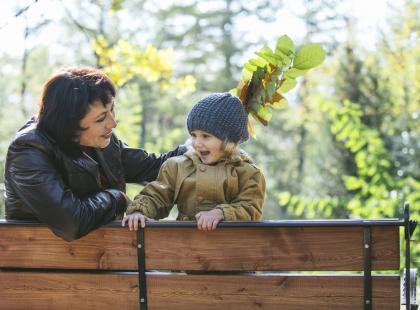 Synowa nie będzie mówić mi, jak mam się opiekować własną wnuczką!