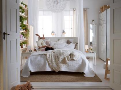 Sypialnia IKEA wiosna/lato 2010