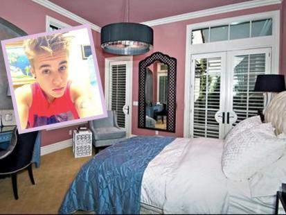 Sypialnia w stylu Justina Biebera