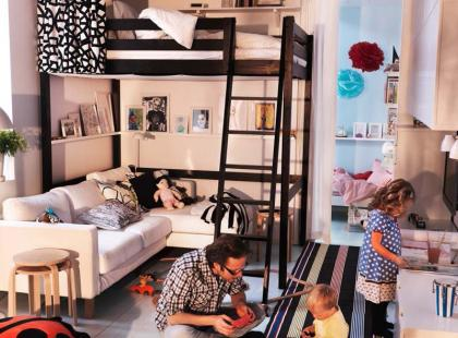 Sypialnie IKEA na rok 2012