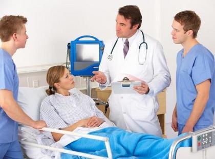 W szpitalu/fot. Fotolia