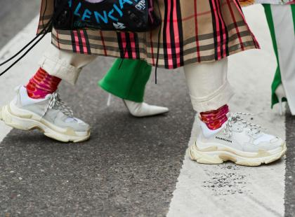 Szalenie modne, a do tego jakie wygodne - sneakersy! Dasz się do nich przekonać?