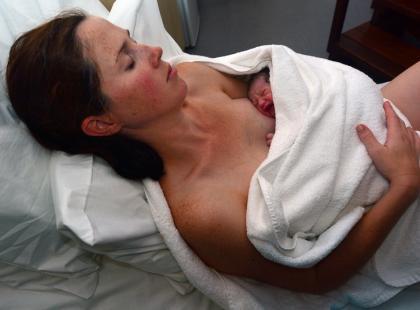 Szalona czy wyjątkowo pracowita? Kobieta rodziła i jednocześnie… zdawała egzaminy