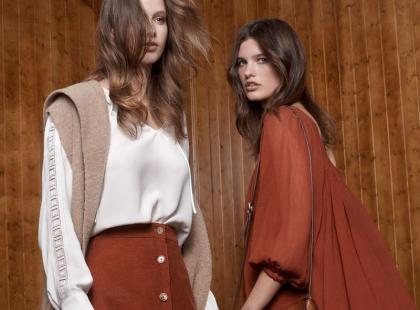 Szalone boho i minimalistyczna elegancja w nowym lookbooku Massimo Dutti