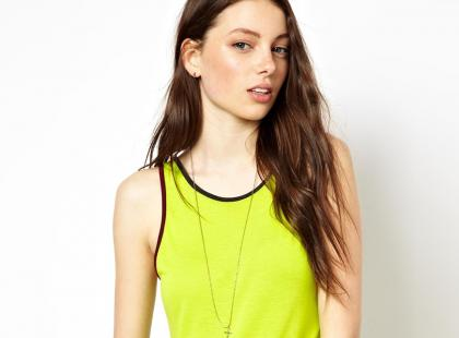 Szałowa limonka - ubrania i dodatki w kolorze limonkowym