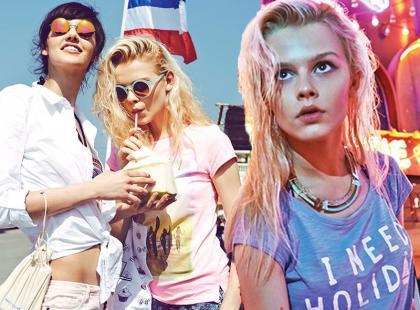 Szałowa nastolatka, czyli Sinsay i stylowe lato 2015