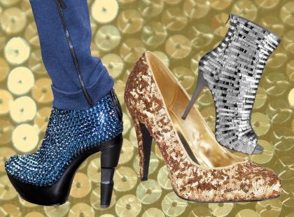 Szałowe buty na imprezę - zima 2010/201