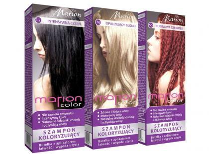 Szampon Koloryzujący Marion Color