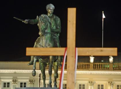 Szanowna Pani Joanno... czyli o krzyżu raz jeszcze