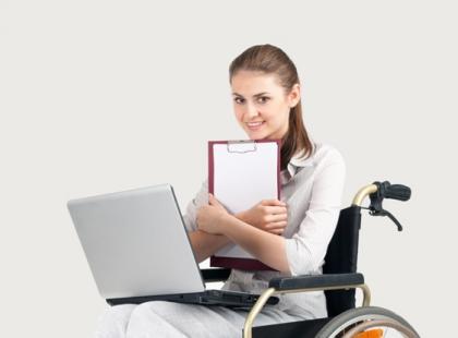 Szansa dla niepełnosprawnych – własna firma