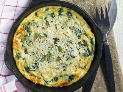 Szczawiowy omlet