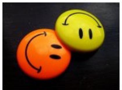 Szczęśliwym być...